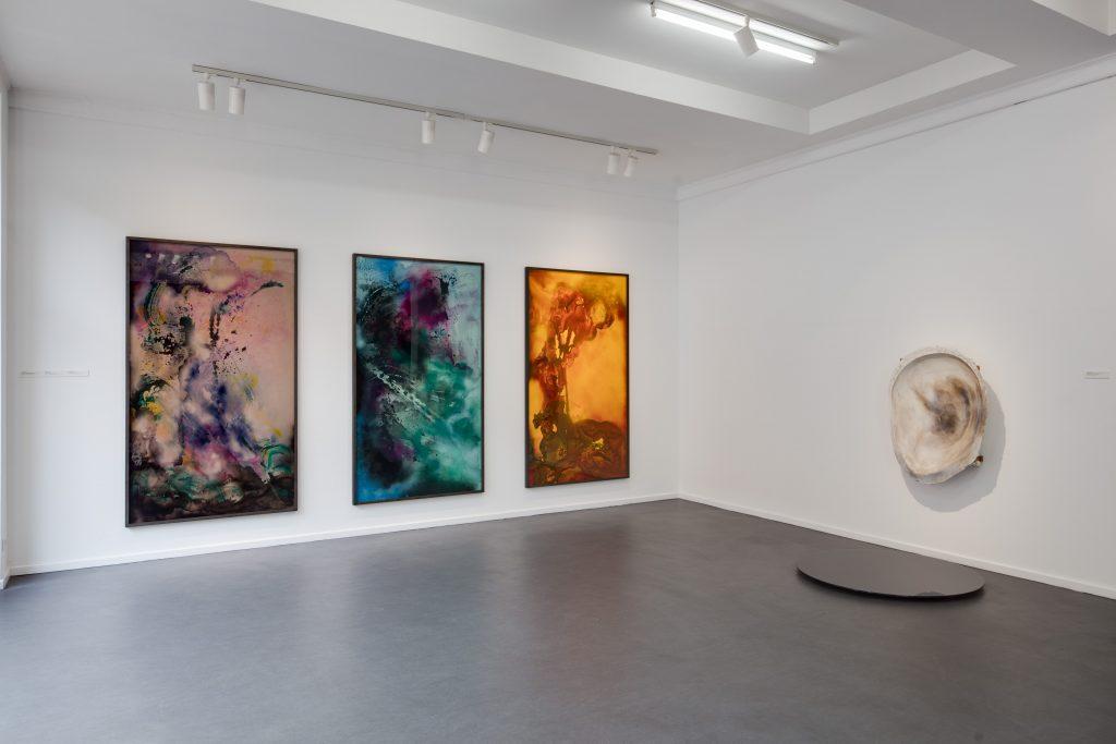 Bettina Scholz: space is the place, Künstlerhaus Bethanien, Berlin, 2019