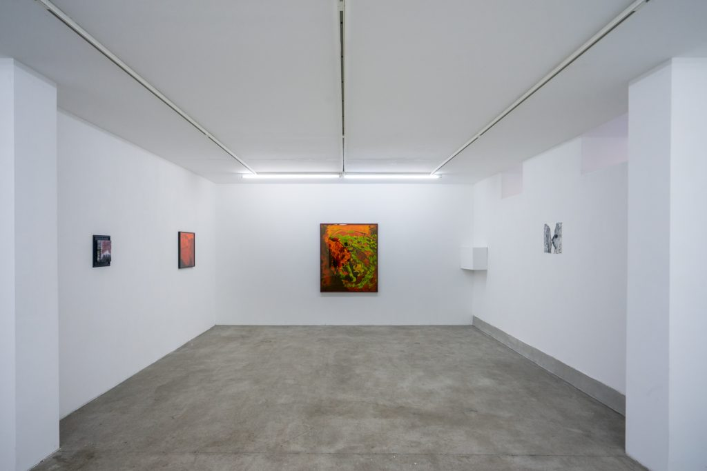 Bettina Scholz: Bettina Scholz – Viele Stimmen, Kanya&Kage, Berlin, 2021