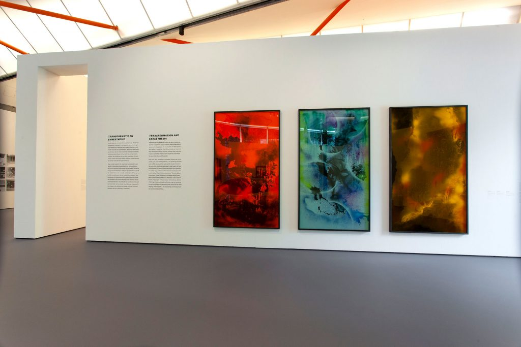 Bettina Scholz: Black Album/White Cube at Kunsthal Rotterdam, NL, 2020